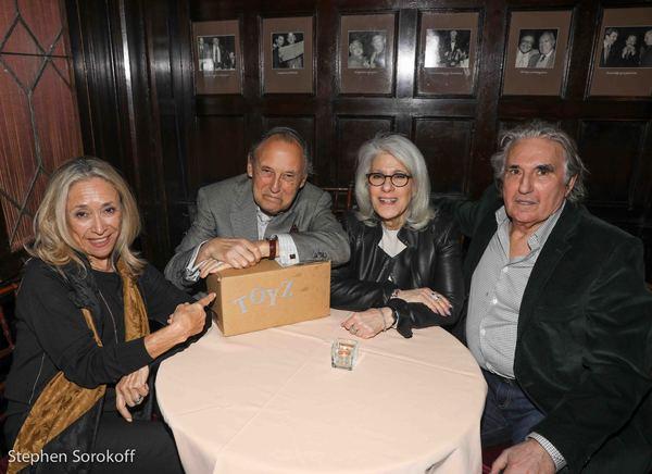 Eda Sorokoff, Peter Press, Jamie deRoy, Al Tapper