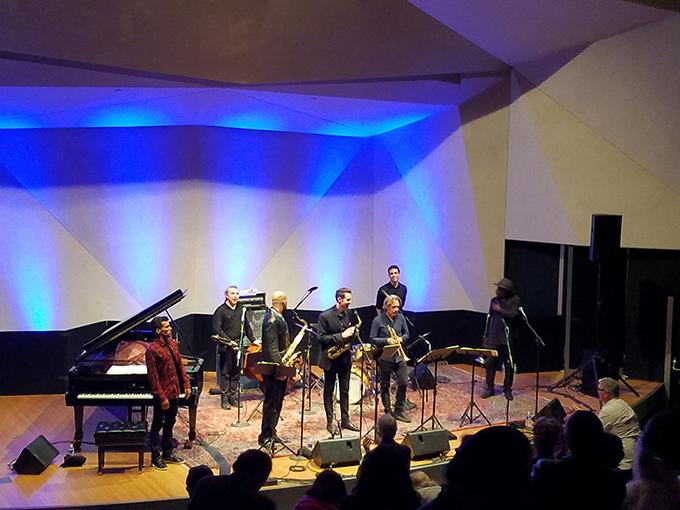 BWW Review: MINGUS DYNASTY at TSRI Auditorium