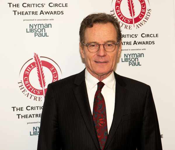 Photo Flash: HAMILTON, Bryan Cranston, and More Win Big at Critics' Circle Awards