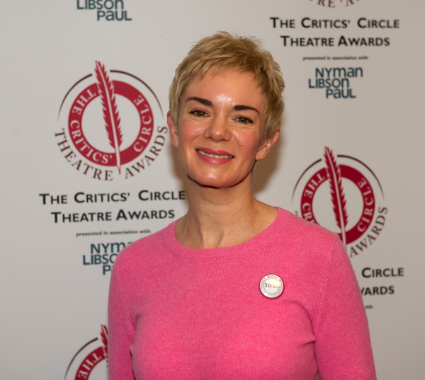 Best Actress Victoria Hamilton