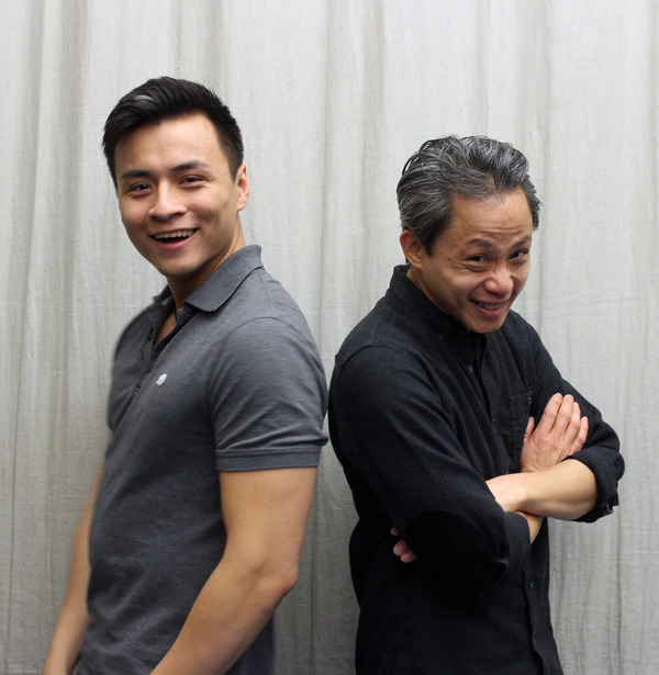 David Huynh, Dinh James Doan Photo