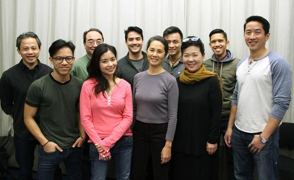 Dinh James Doan, Tony Vo, Scott Kitajima, Leanne Cabrera, Chris Doi,  Karen Tsen Lee, Photo