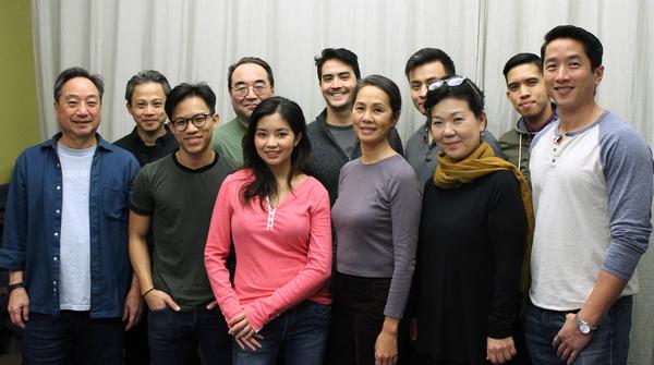Ron Nakahara (director), Dinh James Doan, Tony Vo, Scott Kitajima,  Leanne Cabrera, C Photo