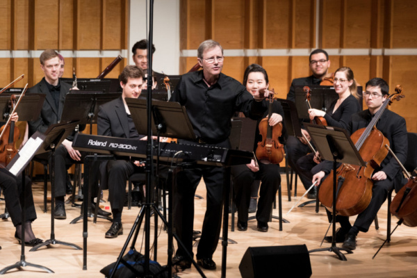 Photo Flash: Kaufman Music Center Presents 'What Makes It Great?' Haydn's Symphony No. 104 In D Major
