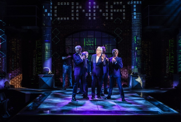 Photo Flash: First Look at Terrence Mann, Will Swenson & More in JERRY SPRINGER: THE OPERA!