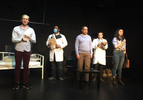 Photo Flash: Regeneration Theatre Presents AS IS byWilliam M. Hoffman