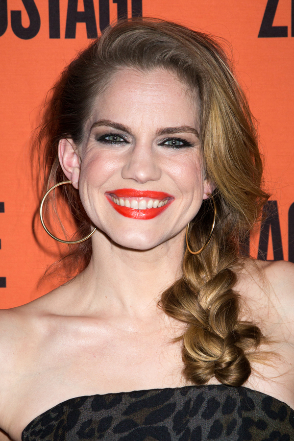 Photo Coverage: Anna Chlumsky, Adam Pally & More Celebrate Opening Night of Second Stage's CARDINAL