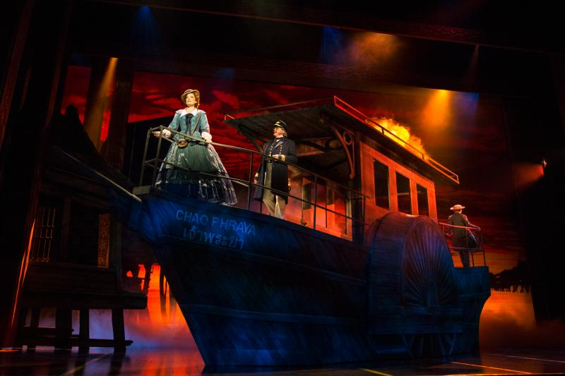 BWW Review: Almost 70 Years After Its Premiere, THE KING AND I Continues to Captivate Nashville Audiences at TPAC