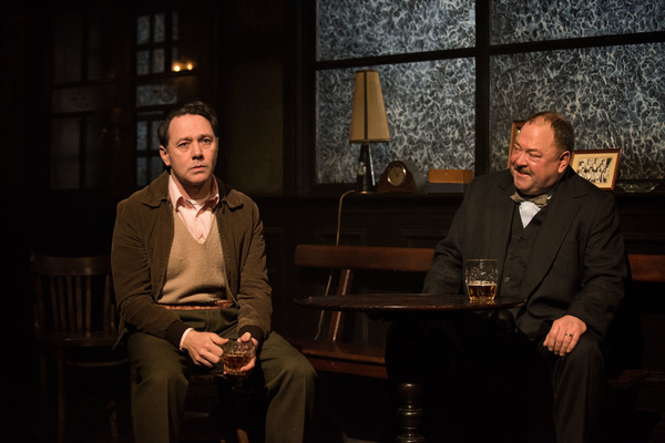 Photo Flash: First Look at Atlantic Theater Co's HANGMEN
