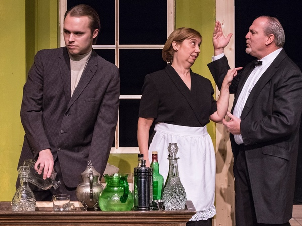 Photo Flash: Farmington Players Opens AND THEN THERE WERE NONE