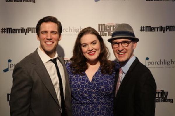 Jim DeSelm, Neala Barron and Matt Crowle