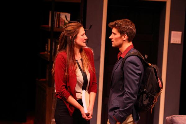 Jennifer Johansen and Ben Palacios