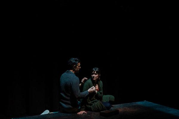 Mickey Solis and Flora Diaz