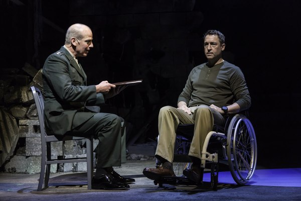 Photo Flash: First Look at AMERICAN HERO at George Street Playhouse