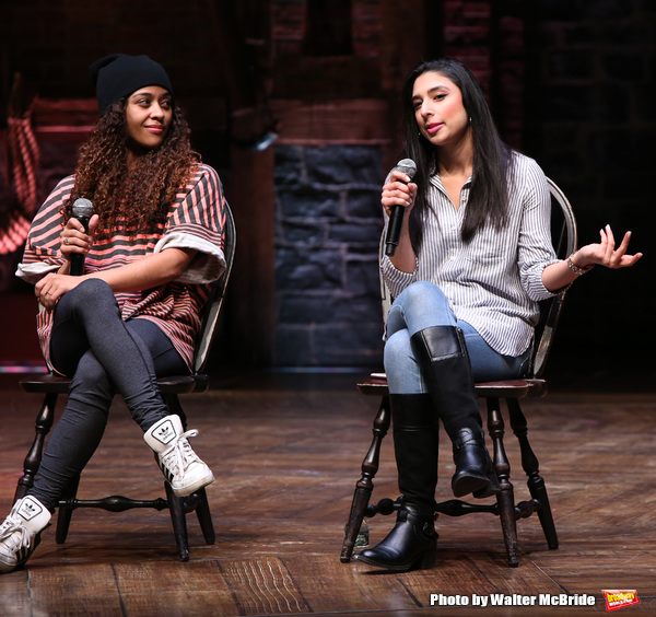 Photo Coverage: High Schoolers Get at History Lesson at HAMILTON's Latest #EduHam!
