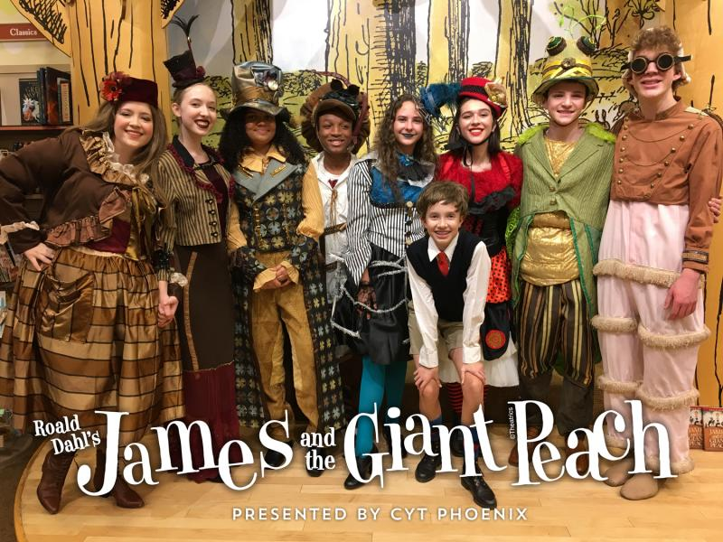 BWW Previews: JAMES AND THE GIANT PEACH at Christian Youth Theater Phoenix
