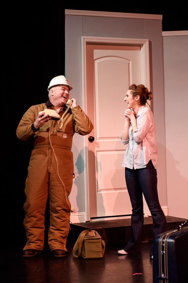 BWW Review: It Was Hilarious Going BAREFOOT IN THE PARK at Homewood Theatre