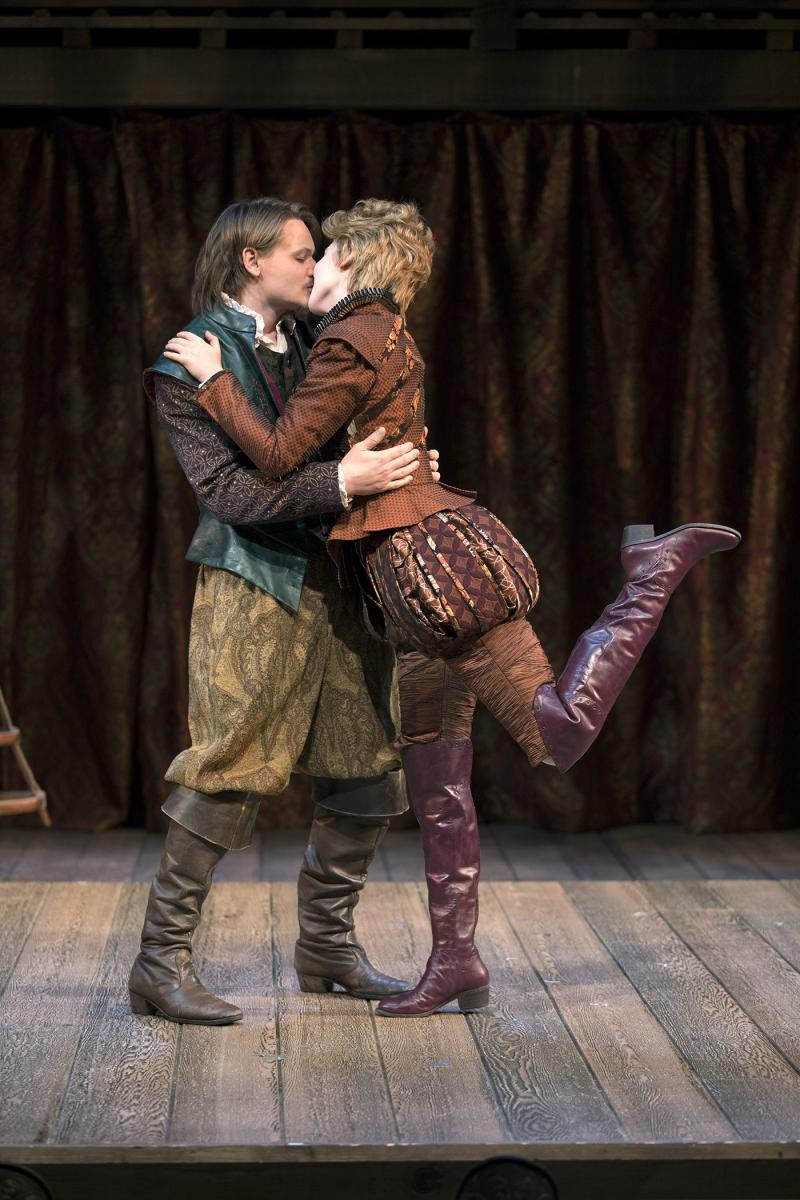 BWW Review: SHAKESPEARE IN LOVE Stage Adaptation Romances at South Coast Repertory