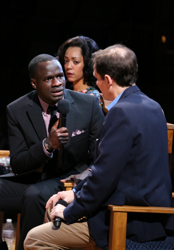 Photo Flash: First Look at PlayMakers Repertory Company's THE CHRISTIANS