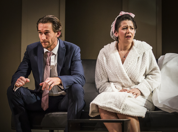 Photos: Oliver Savile, Ashleigh Gray, Suzie Mathers and More Star in COMPANY in Aberdeen
