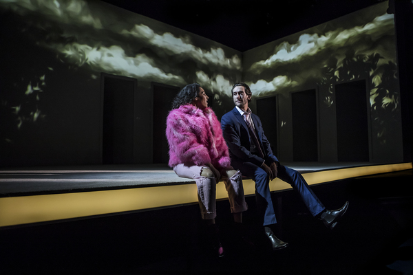 Photo Flash: Oliver Savile, Ashleigh Gray, Suzie Mathers and More Star in COMPANY in Aberdeen
