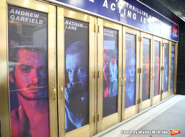 Up on the Marquee: ANGELS IN AMERICA Returns!