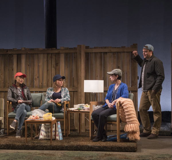 Photo Flash: First Look at Steppenwolf's Premiere Production of YOU GOT OLDER