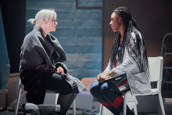 Photo Flash: Complicite presents A PACIFIST'S GUIDE TO THE WAR ON CANCER
