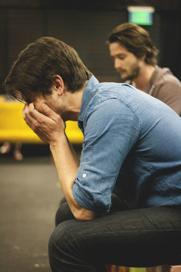 Photo Flash: In Rehearsal with ANGELS IN AMERICA at Provo's An Other Theater Company