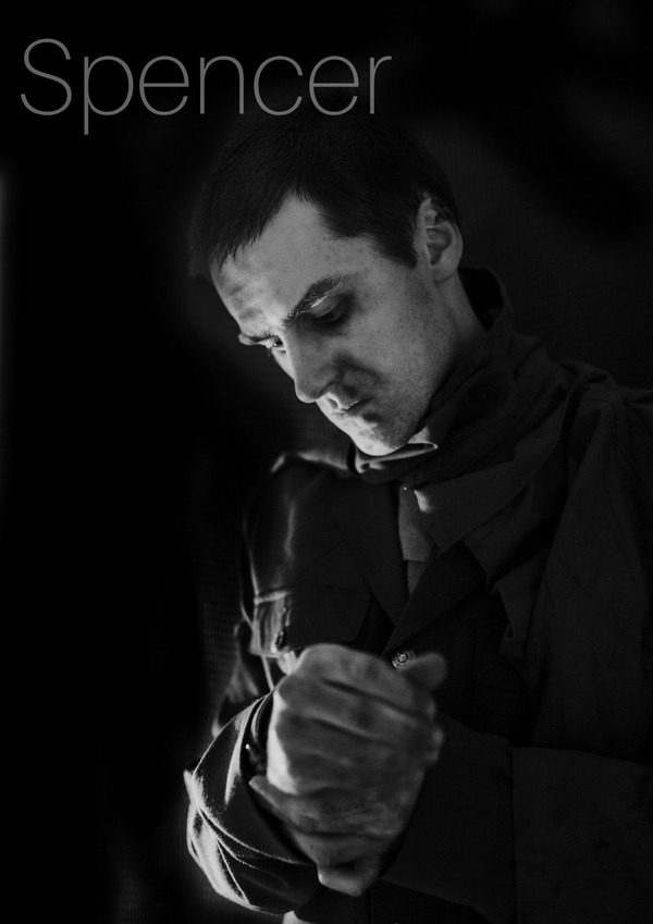 Photo Flash: Cavalry Theatre presents The World Première of SOMEWHERE A GUNNER FIRES