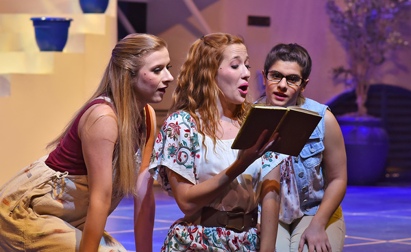 Photo Flash: MAMMA MIA! Comes to Beef and Boards Dinner Theatre