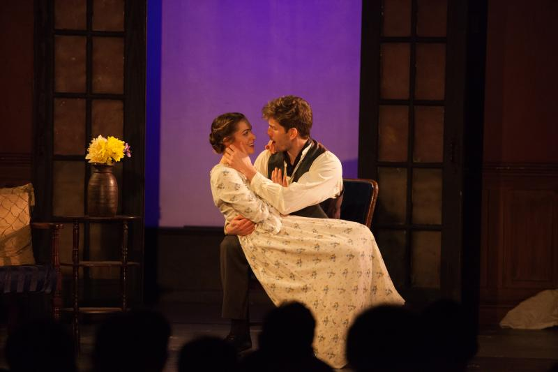 BWW Review: FRANKENSTEIN Is Alive at St. Luke's Theatre
