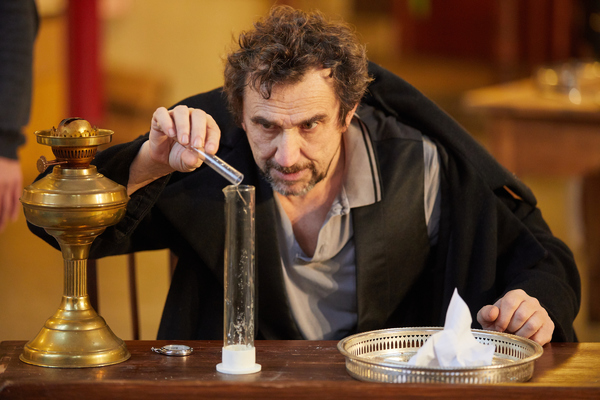 Photo Flash: Get a Look at Phil Daniels in DR. JEKYLL & MR. HYDE at King's Theatre Edinburgh