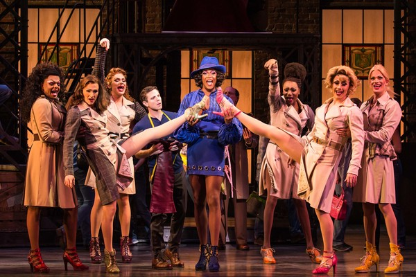 Photo Flash: Say Yeah to Jake Shears, J. Harrison Ghee & Kirstin Maldonado- The New Stars of KINKY BOOTS!