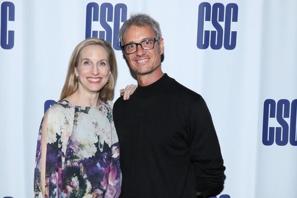 Wendy Whalen and David Michalek