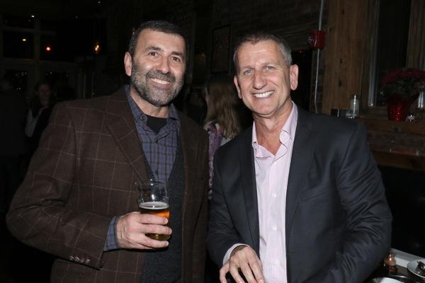 Gary DiMauro and Tom Kirdahy