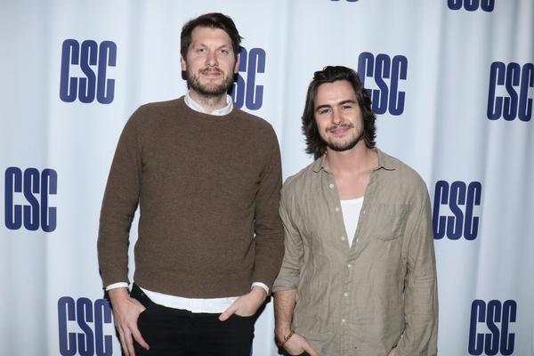 Owen Horsley and Ben Schnetzer
