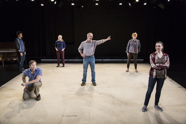 Photo Flash: First Look at AMERICA IS HARD TO SEE from Life Jacket Theatre Company