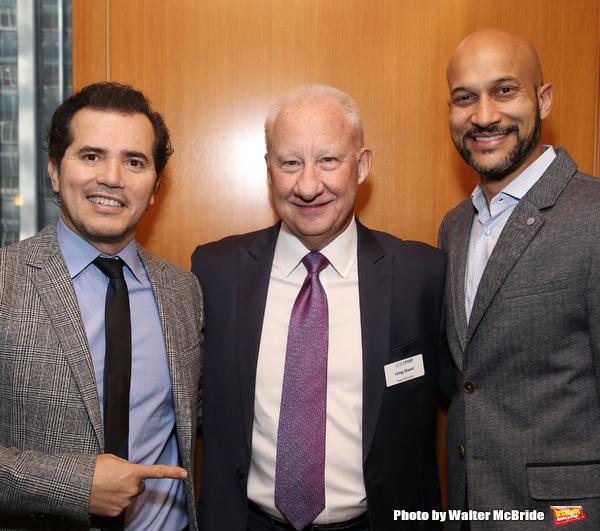 John Leguizamo, Gregory S. Hurst and Keegan-Michael Key