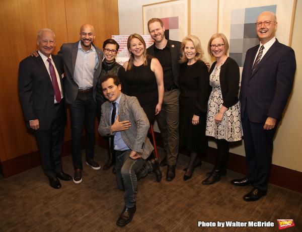 Gregory S. Hurst, Keegan-Michael Key, Lea Salonga, John Leguizamo, Irene Sankoff, Dav Photo