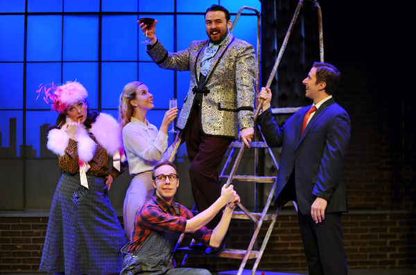 Photo Flash: Pittsburgh CLO presents the World Premiere of UP AND AWAY