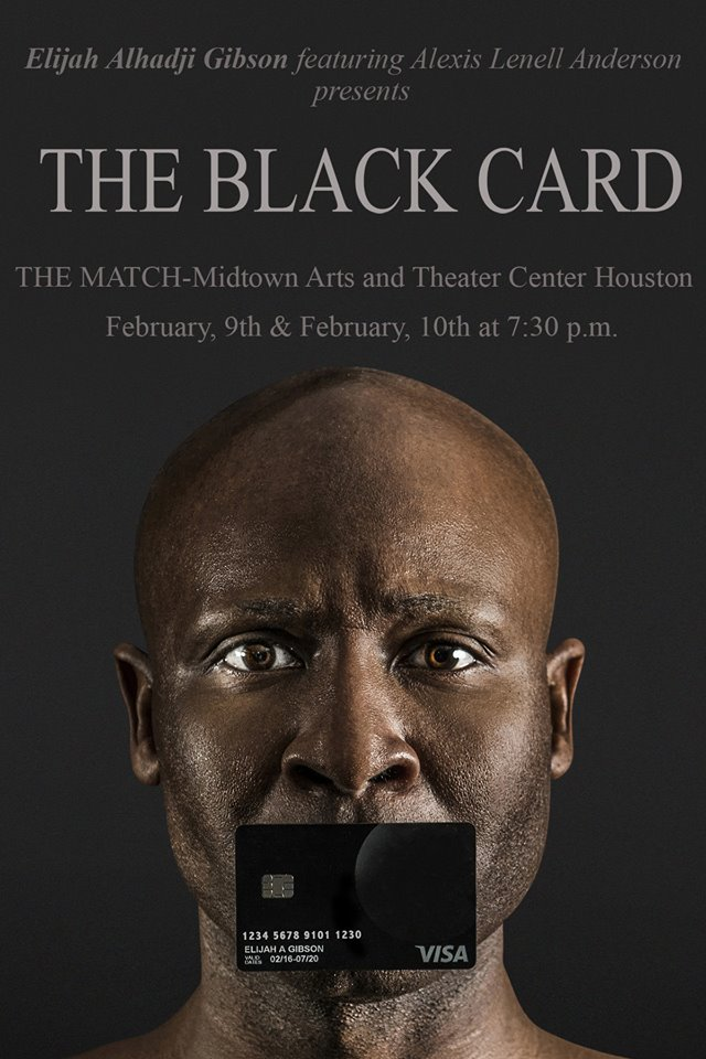 BWW Interview: THE BLACK CARD at THE MATCH- Say It Loud, I'm Black and I'm Proud!