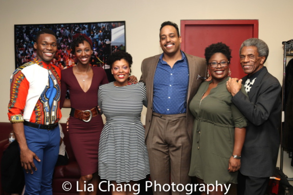 Photos: Andre De Shields, Murray Horwitz And More Celebrate Crossroads Theatre Company's AIN'T MISBEHAVIN' Opening Night At NJPAC