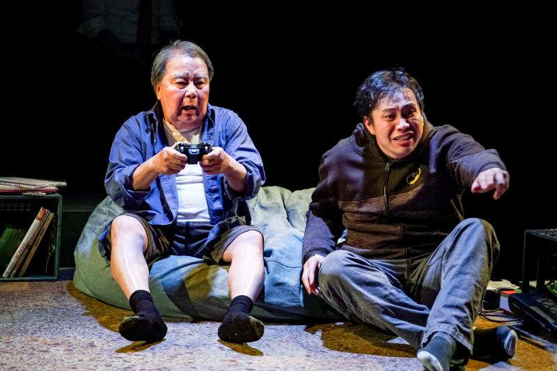 BWW Review: West of Lenin's AMERICAN HWANGAP Lacks Connection