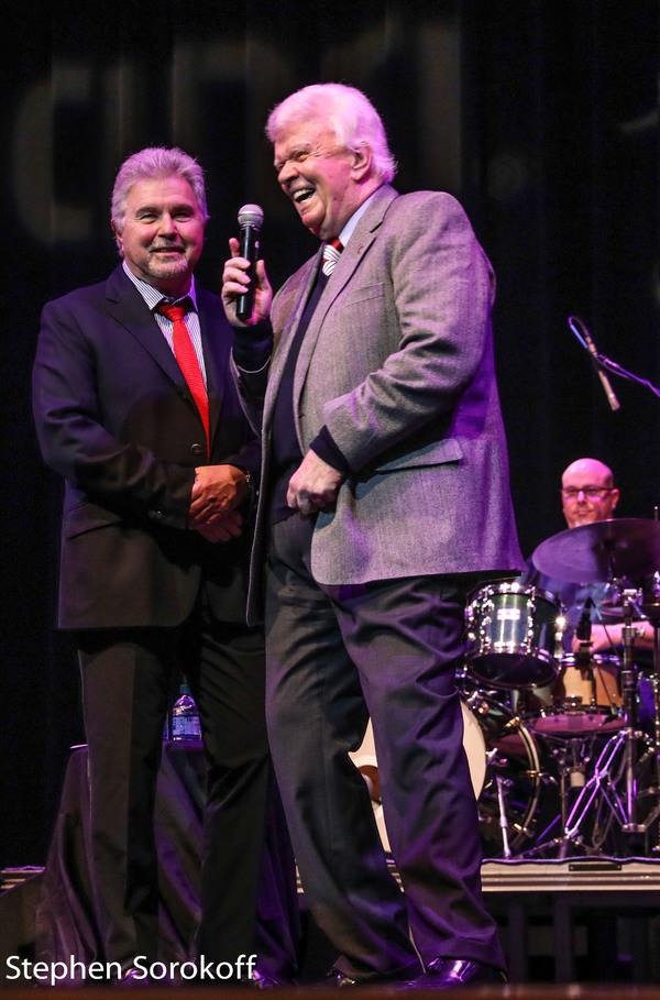Steve Tyrell & Dick Robinson