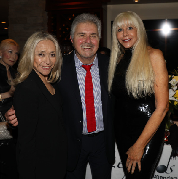 Photo Coverage: Steve Tyrell Presented With Legends Radio Award by Dick Robinson