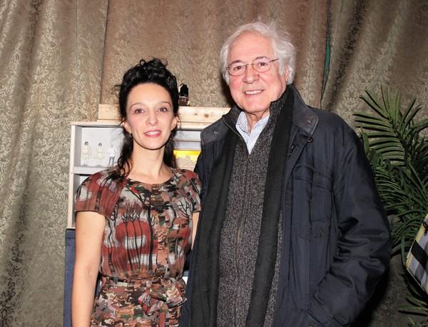 Cristina Spina and Gianna Quaranta
