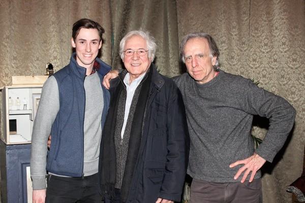 Jon Gaetano, Gianni Quaranta and Brandon Cole