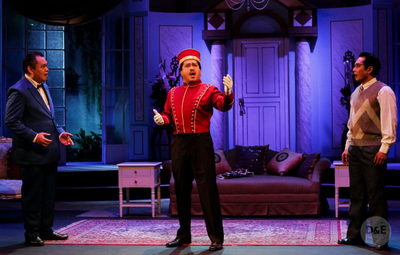 BWW Review: Laugh Your Head Off with REP's A COMEDY OF TENORS