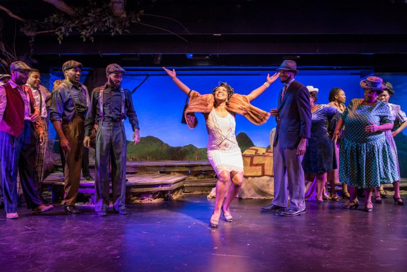 BWW Review: THE COLOR PURPLE is Vibrant with Song and Success at Red Mountain Theatre Company